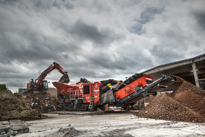 Terex Finlay I-120 Rolling Stone - LET IT ROCK