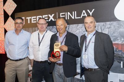 Terex Finlay dealerdays