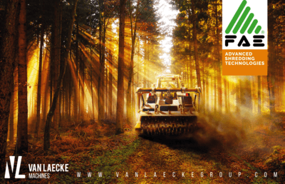 Van Laecke Machines nouvel importateur Belge pour FAE!