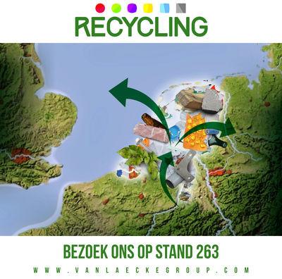 Van Laecke Group op Recycling Gorinchem 2017