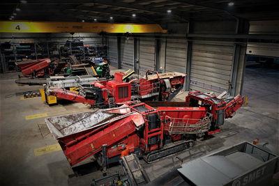 Van Laecke Group levert 50ste machine bij Smet Rental