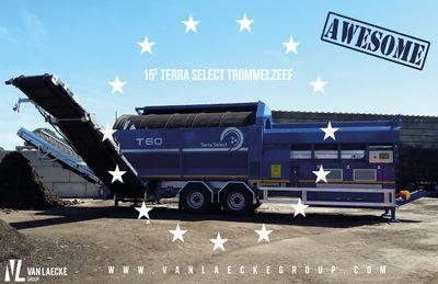 15de Terra Select machine voor de Lavaert Group!