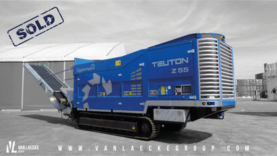 IOK Afvalbeheer neemt een nieuwe Teuton Z55 in bedrijf.