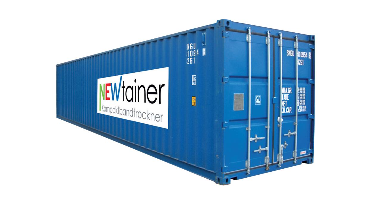 NEW eco-tec NEWtainer Allrounder