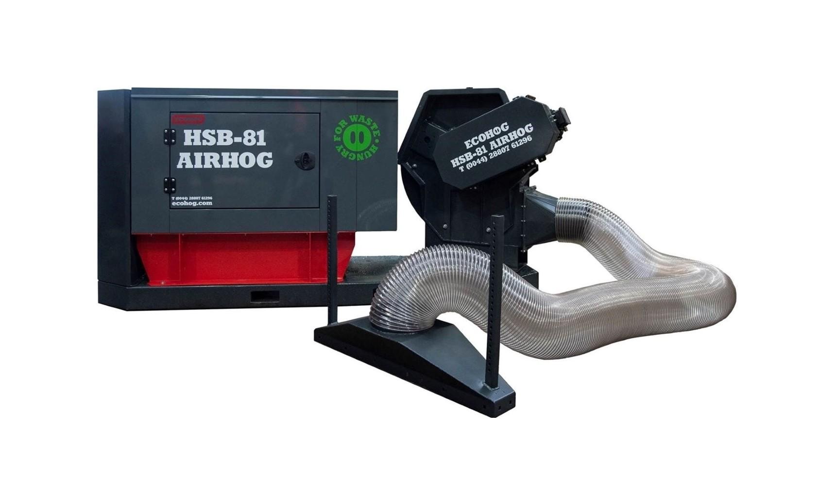 Ecohog HSB-81 Airhog
