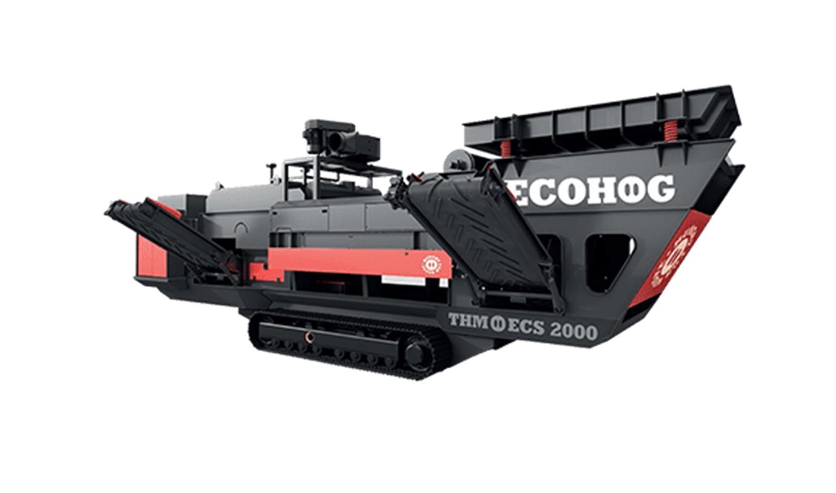 Ecohog THM ECS-2000