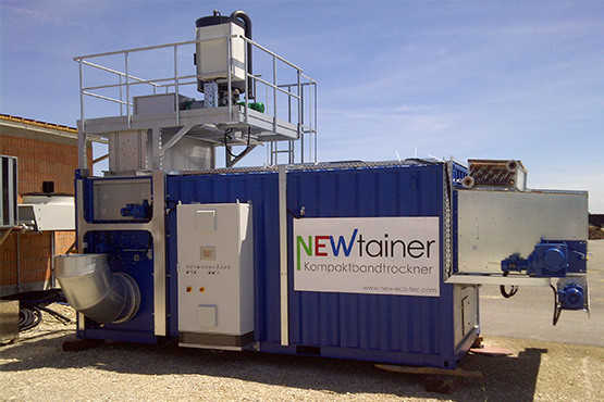 NEW eco-tec NEWtainer Separation