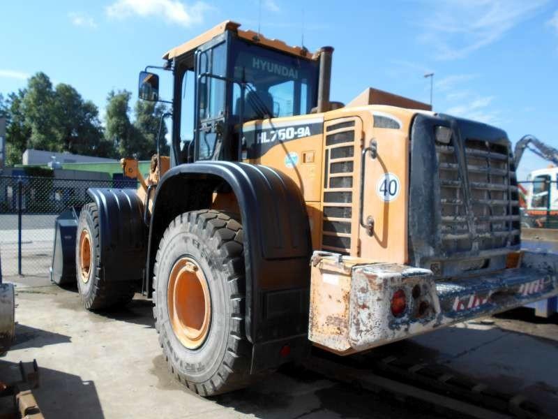 HL760-9A